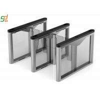 Wholesale Hotel Full Automatic Supermarket Swing Gate Intelligent Turnstile Barrier from china suppliers