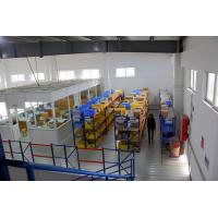 Wholesale Safe Pallet Racking Mezzanine Floors , Space Saving Metal Display Rack 200-1000KG / Level from china suppliers