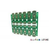 Buy cheap FR 4 Multilayer Flexible Pcb , Auotomotive PCB Printed Circuit Board Fabrication from wholesalers