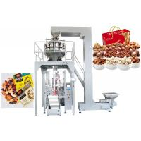 Wholesale High Efficiency Food Packing Machine For Jelly Drop Back Central Seal Of 1kg , 2kg Bags from china suppliers