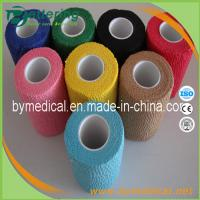 Wholesale Cotton cohesive flexible bandage coflex bandage from china suppliers