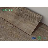 Wholesale Durable Healthy SPC Interlocking Vinyl Flooring 4MM Thickness Good Dimension from china suppliers