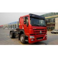 Wholesale SINOTRUK HOWO 336hp Prime Mover Truck , Unloading Diesel 4x2 Trucks , Color Can Be Selected from china suppliers