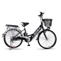 Wholesale 48V Womens Hybrid City Lithium Bicycle , Electric Assisted Bicycle With Electric Motor from china suppliers