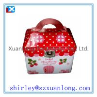 Wholesale Can Tin Suppliers www.xuanlongpackagingco.com from china suppliers