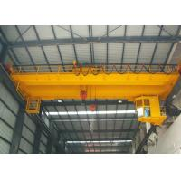 China Customized Double Girder EOT Crane With Heavy Duty Open Winch Trolley Hoist on sale