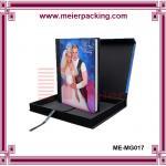 Wholesale Custom Handmade Album Photo Paper Box/Wedding Favor Printed Rectangle Photo Album Gift Box  ME-MG017 from china suppliers