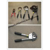 Wholesale low price standard cable cutter,Ratcheting hand Cable cutter from china suppliers