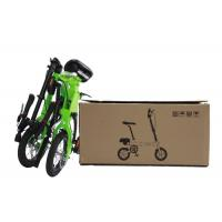 "Wholesale Two Wheels Inflated Tyre Folding City Bike , 12"" Size Lightest Folding Bike from china suppliers"