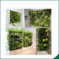Wholesale 56 Pocket Planter Bag Garden Hanging Vertical Planter Bag Indoor Outdoor Herb Pot Decor from china suppliers