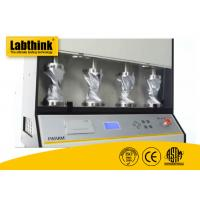 Wholesale High Effcient Flex Tester Machines , Flex Resistance Testing Machine 280mm X 200mm from china suppliers