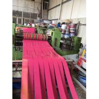 Wholesale PPGI Strip Prepainted Steel Coil Slitting Color Coated Galvalume Steel Coil from china suppliers