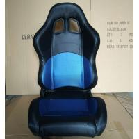 Wholesale JBR1032 PVC Sport Racing Seats With Adjuster / Slider Car Seats from china suppliers