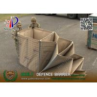 Wholesale Mil3 1m high HESCO Defensive Gabion Barrier  | China Gabion Barrier Factory from china suppliers