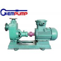 Wholesale Engineering plastic Stainless Steel Self Priming Pump FPZ Corrosion resistant from china suppliers