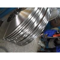 Quality Cold rolled 316 410 stainless steel coils 2B surface for household hardware for sale