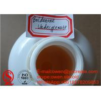 Wholesale Boldenone Undecylenate 250mg Bodybuilding Equipoise Cutting Cycle Steroids Online from china suppliers