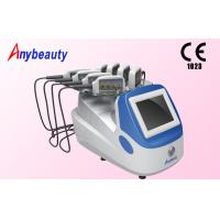 Wholesale 8 Treatment Heads Diode Lipo Laser Slimming Machine Color Touch Screen 1 - 30Hz from china suppliers