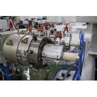 China CPVC PIPE EXTRUSION MACHINE(20-160MM)/ CPVC PIPE EQUIPMENT / PLASTIC PIPE EXTRUDER on sale