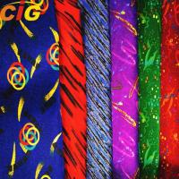 Buy cheap Multi - Colors Screen Printing Auto Upholstery Fabric With 140-150cm Width from wholesalers