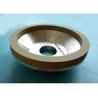 Electroplated Small Bowl Shape Diamond Cup Wheel Resin Bonded 100mm 150mm for sale