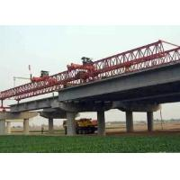 Wholesale Beam Launcher/ Launcher gantry crane for bridge in India from china suppliers