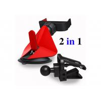 Wholesale Car Dashboard / Air Vent Mount Vehicle Cell Phone Holder for iPad / Cellular Phone from china suppliers