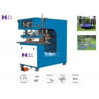 Wholesale 15KW High Frequency PVC Welding Machine 1T Max Pressure For Welding Trampoline bed from china suppliers