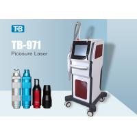 Buy cheap Picosure / Picosecond Tattoo Removal Laser Machine 755nm 1064nm Wavelength from wholesalers