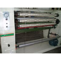 Wholesale High Speed 0 -180M / Min 4 shafts Stationery Tape Slitting machine with razor blade from china suppliers