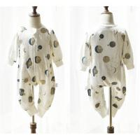Wholesale Ultra Soft Muslin Baby Pajamas Durable Baby Sleeping Clothes Fashionable Design from china suppliers
