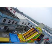 Wholesale Amazing Inflatable Water Slide, Largest Industrial Inflatable Water Slide From China from china suppliers