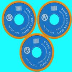 Buy cheap PTFE Thread Seal Tape ,Teflon tape 19mm x0.1mm x50m Density:0.3g/cm3 from wholesalers