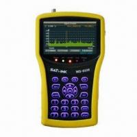 Wholesale Signal Finder for DVB-S/T Combo Digital Meter and Spectrum Analyzer from china suppliers