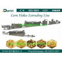 Wholesale High capacity Bulk corn flakes automatic food making machine for Cereals snacks from china suppliers