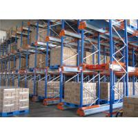 Wholesale Warehouse Heavy duty Radio Shuttle Pallet Racking with Pallet Runner from china suppliers
