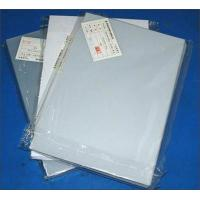 China Silver Color PVC Sheet Card on sale