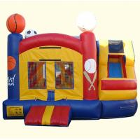 Wholesale 3n1 Combo Inflatable Bouncer  Slide from china suppliers