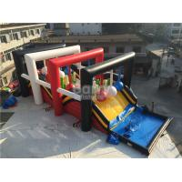 Wholesale OEM Giant Inflatable Obstacle Course , Wrecking Ball Game For Event from china suppliers