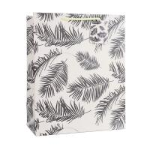 Wholesale Reusable plant design art paper bag cash on sale wholesale from china suppliers