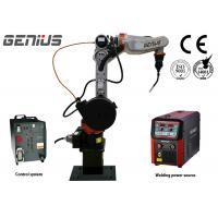 China Customized Hot Sell CNC Welding Robot 6 Axis Automatic TIG Arc Welding Robot on sale