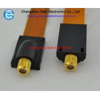 Buy cheap F Flat window through coax coupler cable from wholesalers