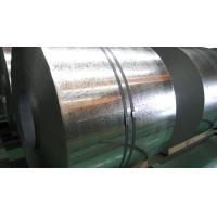 Wholesale ASTM A653 Hot Dipped Galvanized Steel Strip Q195 Grade 50 Steel Coil from china suppliers