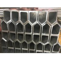 Buy cheap 6061T6 Aluminum Polygon Tube Aluminum Extrusion Profiles for Industrial Material from wholesalers
