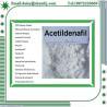 Wholesale Legal Sex Enhancer Powder Acetildenafil / Hongdenafil Sexual Steroids CAS 831217-01-7 from china suppliers