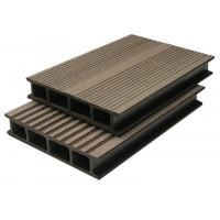 Wholesale Anti-Corrosion WPC Composite Decking For Cafe Grooves WPC Decking from china suppliers