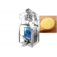 Wholesale Food Automated Packing Machine Anti Corrosion Stainless Steel Material from china suppliers
