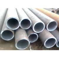 Nickel Chrome Seamless Round Steel Tubing Black Copper Coated Customized