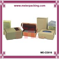 Wholesale Promotional Cheap Custom brown kraft paper soap box ME-CD016 from china suppliers