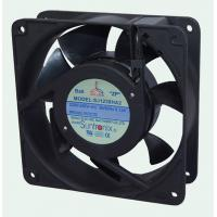 Buy cheap 7 blade Ball or Sleeve bearing Exhaust Industrial Cooling Fans, 120mm 100w Axial from wholesalers